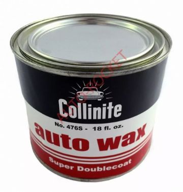 Collinite No. 476s Super Double Coat Auto Wax 18oz